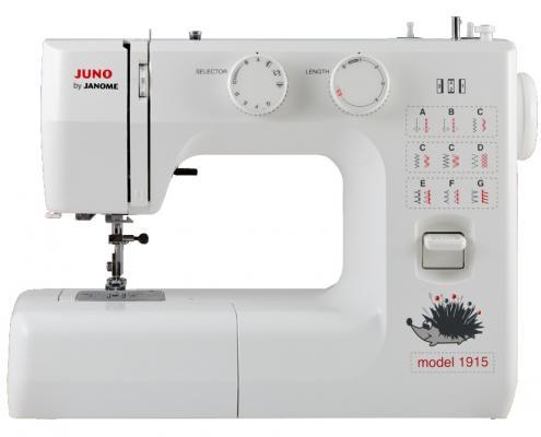 Швейная машина Janome 1915 белый швейная машина janome juno 1915