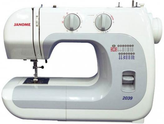 Швейная машина Janome 2039 швейная машина vlk napoli 2400
