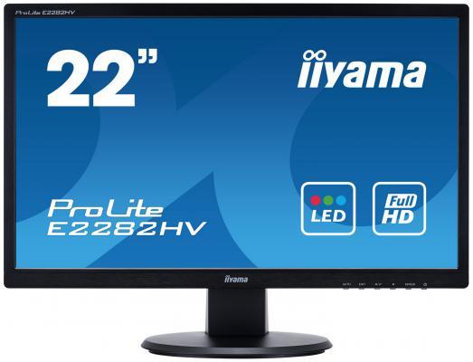"Монитор 21.5"" iiYama PROLITE E2282HV-B1"