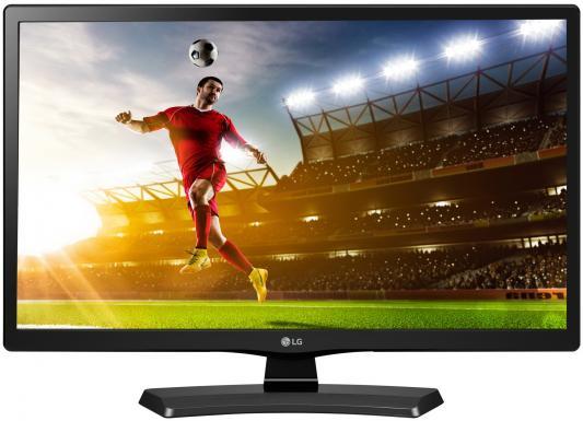 Телевизор LG 28MT48S-PZ черный lg 23mt77v pz