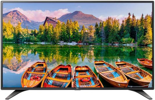 Телевизор LG 32LH530V черный