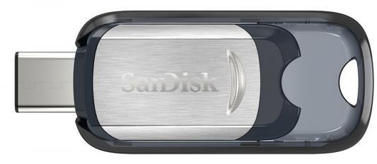 Флешка USB 32Gb SanDisk Type C SDCZ450-032G-G46 флешка usb 32gb sandisk ultra dual sddd2 032g gam46 черный