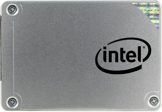 SSD Твердотельный накопитель 240Gb Intel 540 Series Read 560Mb/s Write 480Mb/s SATA SSDSC2KW240H6X1