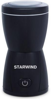 Кофемолка StarWind SGP8426 200 Вт черный
