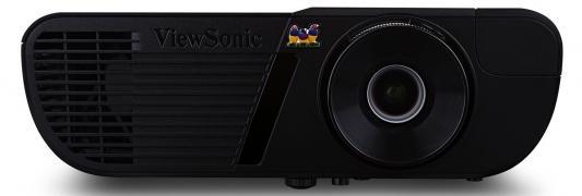 Проектор ViewSonic PJD7720HD 1920х1080 3200 люмен 22000:1 черный проектор viewsonic pjd7828hdl 1920х1080 3200 люмен 22000 1 белый