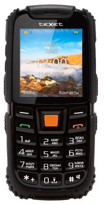 Мобильный телефон Texet TM-500R черный 2.4