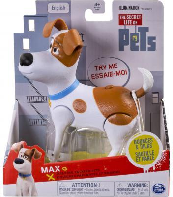 "Фигурка Spin Master ""Secret Life of Pets"" - Max 20071760 со звуковыми эффектами"