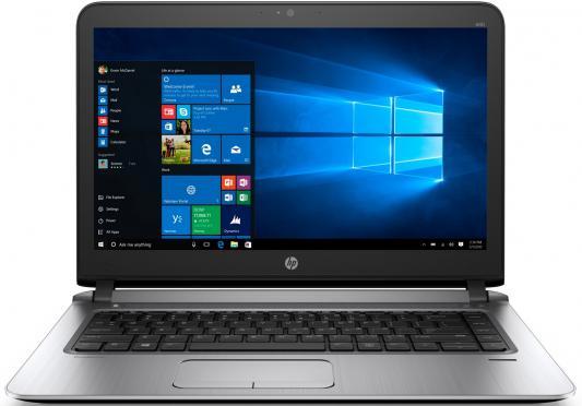 "Ультрабук HP ProBook 440 G3 14"" 1920x1080 Intel Core i7-6500U W4N97EA"