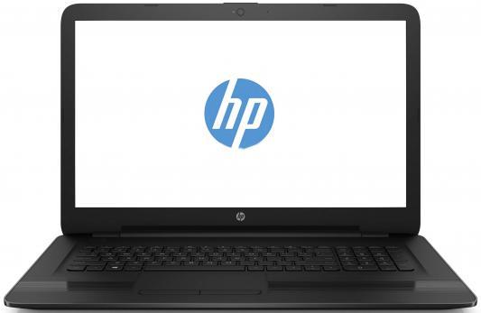 """Ноутбук HP 17-x009ur 17.3"""" 1600x900 Intel Pentium-N3710 X5C44EA"""