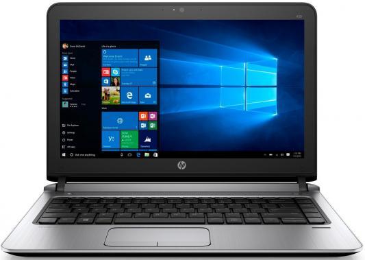 "Ультрабук HP ProBook 430 G3 13.3"" 1366x768 Intel Core i5-6200U W4N70EA"