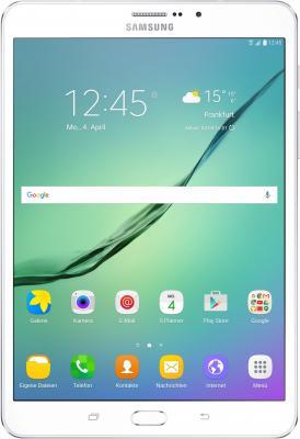 Планшет Samsung Galaxy Tab S2 8.0 SM-T719 8 32Gb белый Wi-Fi 3G Bluetooth 4G Android SM-T719NZWESER samsung galaxy s4 2 ядра dual 5 дюймов wi fi duos android 4 0 2 sim