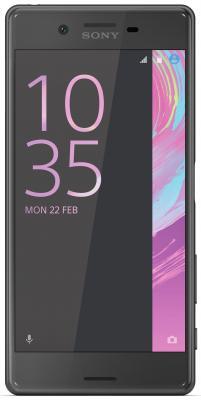"Смартфон SONY Xperia XA черный 5"" 16 Гб NFC LTE Wi-Fi GPS F3111"