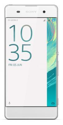 """Смартфон SONY Xperia XA Dual белый 5"""" 16 Гб NFC LTE Wi-Fi GPS F3112"""