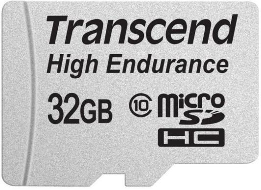 Карта памяти Micro SDHC 32GB Class 10 Transcend TS32GUSDHC10V transcend sdhc class 10 32gb карта памяти