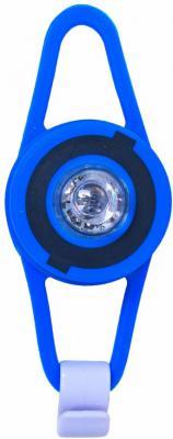 Фонарик Y-SCOO Globber Flash Led синий 522