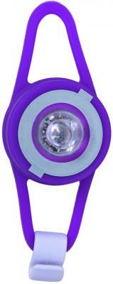 Фонарик Y-SCOO Globber Flash Led пурпурный 522