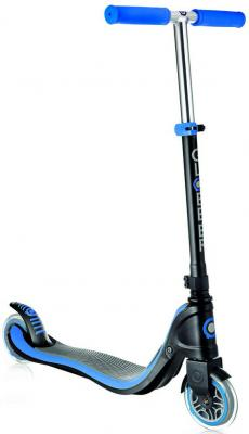 Самокат Y-SCOO Globber My TOO FIX UP 125 black/blue 180307