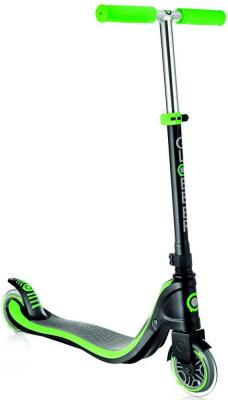 Самокат Y-SCOO Globber My TOO FIX UP 125 black/green