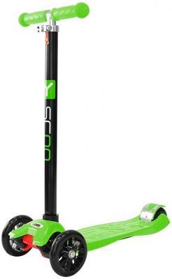 Купить Самокат Y-SCOO maxi A-20 Simple зеленый, Трехколесные самокаты для детей