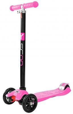 Самокат Y-SCOO maxi A-20 Simple 5/3 розовый самокат трехколёсный y scoo y scoo 35 maxi fix simple розовый