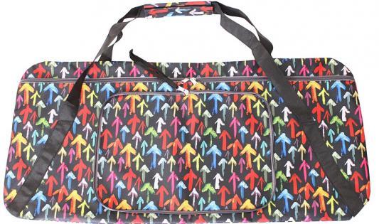 Купить Чехол-портмоне Y-SCOO 230 ЛЕНТЫ разноцветный полосатые, Аксессуары для самокатов