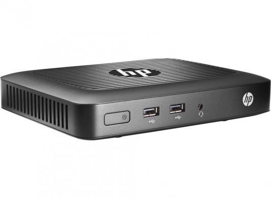 Неттоп HP t420 AMD G-GX-209JA 2Gb 16 Gb Flash AMD Radeon HD Windows Embedded Standard 7E черный W4V27AA