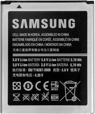 Аккумулятор Samsung EB-F1M7FLUCSTD 1500mAh аккумулятор samsung eb pg850 8 4mah белый eb pg850bwrgru