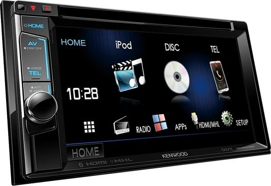 Автомагнитола Kenwood DDX-5016BTR USB MP3 CD DVD 2DIN 4х50Вт