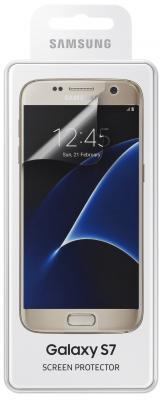 Пленка защитная прозрачная Samsung ET-FG930CTEGRU для Samsung Galaxy S7
