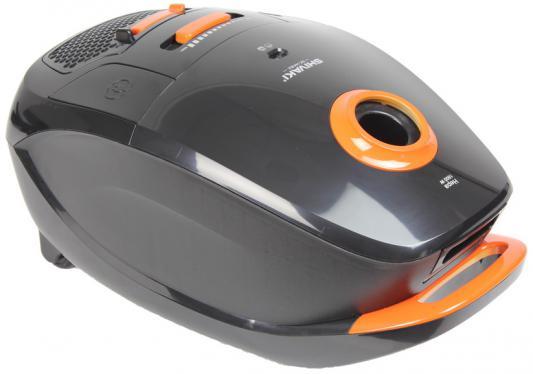 Пылесос Shivaki SVC-1441BLK 1600Вт черный/оранжевый