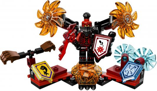 "Конструктор Lego Nexo Knights ""Абсолютная сила"" - Генерал Магмар 64 элемента"