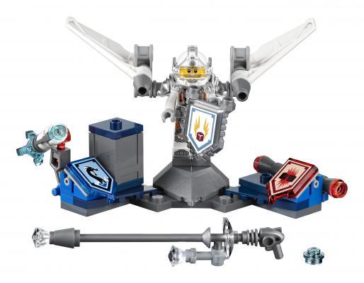 Конструктор LEGO Нексо Ланс Абсолютная сила 75 элементов 70337