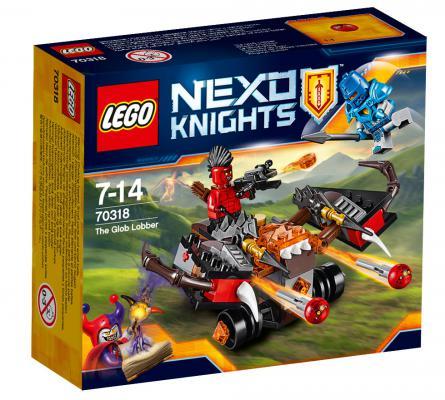 Конструктор LEGO Нексо Шаровая ракета 95 элементов 70318