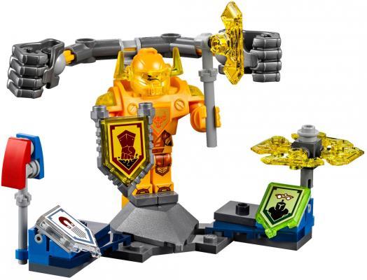 """Конструктор LEGO Nexo Knights """"Абсолютная сила"""" - Аксель 69 элементов 70336"""
