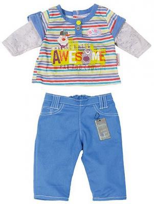 Одежда для кукол Zapf Creation Baby Born для мальчика 822-197 в ассортименте