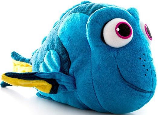 Мягкая игрушка Finding Dory Плюшевый подводный обитатель разноцветный 15 см в ассортименте