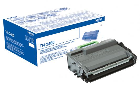 Картридж Brother TN3480  для HL-L5000D/5100DN/5200DW/6300DW/6400DW/6400DWT/DCP-L5500DN/6600DW/MFC-L5700DN/5750DW/6800DW/6900DW 8000 стр цена 2017