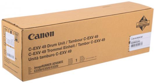 Фотобарабан Canon C-EXV49 для C3330i фотобарабан canon c exv34bk