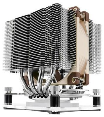 Кулер для процессора Noctua NH-D9L LGA2011-0  LGA2011-3 LGA1156  LGA1155  LGA1151  LGA1150 AM2  AM2+  AM3  AM3+  FM1  FM2  FM2+