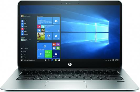 "Ноутбук HP EliteBook 1030 G1 13.3"" 1920x1080 Intel Core M5-6Y54 X2F02EA"
