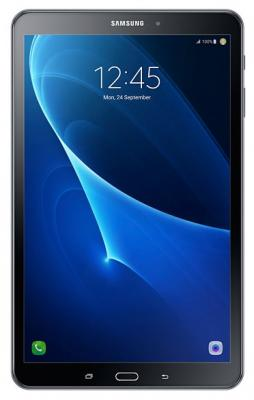 Планшет Samsung Galaxy Tab A 10.1 2016 SM-T585 10.1 16Gb черный Wi-Fi Bluetooth 3G Android SM-T585NZKASER планшет samsung galaxy tab e 9 6 8gb 3g black sm t561