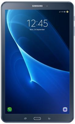 Планшет Samsung Galaxy Tab A 10.1 2016 SM-T585 10.1 16Gb синий Wi-Fi Bluetooth 3G 4G Android SM-T585NZBASER samsung galaxy tab a sm t350 16gb wi fi white