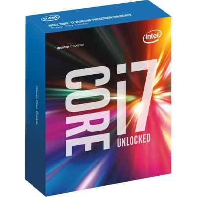 Процессор Intel Core i7-6800K 3.4GHz 15Mb Socket 2011-3 BOX без кулера