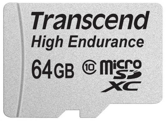 Карта памяти SDXC 64GB Class 10 Transcend TS64GUSDXC10V sdxc
