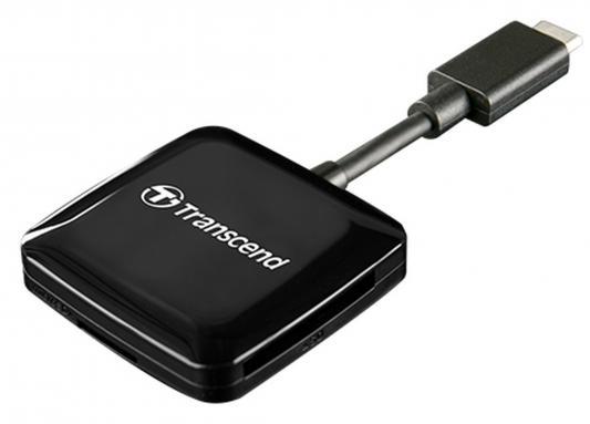 Картинка для Картридер внешний Transcend TS-RDC2K USB Type-C
