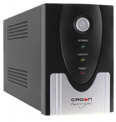 все цены на  ИБП Crown CMU-SP800EURO 450W  онлайн