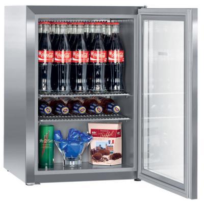 Холодильник Liebherr CMes 502-20 001 серебристый холодильник liebherr cufr 3311 двухкамерный красный