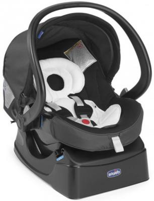 Автокресло Chicco Auto-Fix Fast Baby (night) chicco chicco автокресло auto fix fast baby night