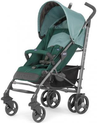 Коляска-трость с бампером Chicco Lite Way Top Stroller (green)