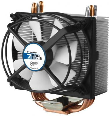 Кулер для процессора Arctic Cooler Freezer 7 Pro Rev.2 Socket 775/1156/1366/AM3/AM2 DCACO-FP701-CSA01